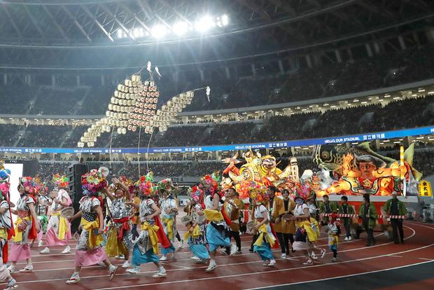 Toàn bộ thông tin cần biết về lễ khai mạc đặc biệt nhất lịch sử Olympic - Ảnh 2.