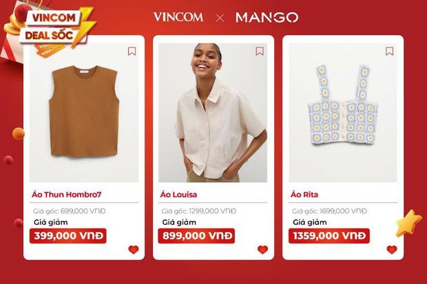 """Shopping online hàng hiệu chỉ từ 149k với Livestream Độc Quyền Vincom """"hot"""" bỏng tay! - Ảnh 1."""