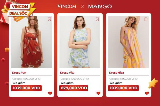 """Shopping online hàng hiệu chỉ từ 149k với Livestream Độc Quyền Vincom """"hot"""" bỏng tay! - Ảnh 2."""