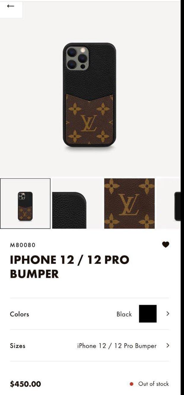 Bóc giá chiếc ốp iPhone của Selena Gomez, từ thương hiệu nổi tiếng, giá gần bằng luôn chiếc iPhone  - Ảnh 2.