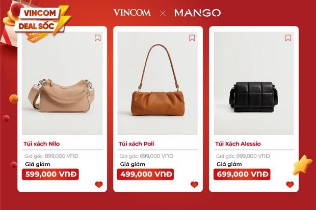 """Shopping online hàng hiệu chỉ từ 149k với Livestream Độc Quyền Vincom """"hot"""" bỏng tay! - Ảnh 3."""