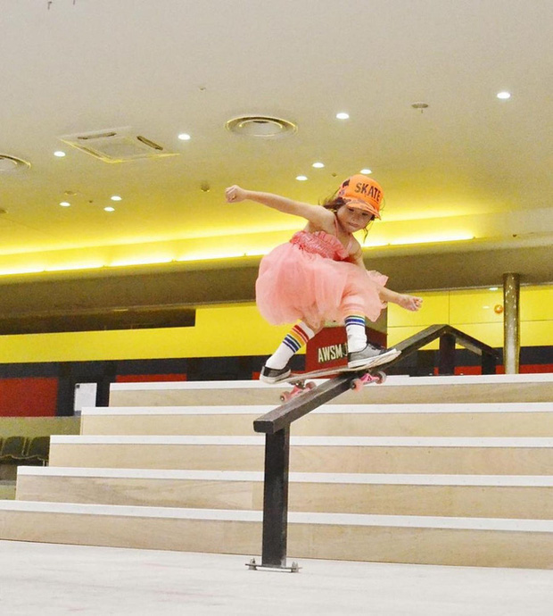 VĐV đặc biệt nhất Olympic Tokyo 2020: 13 tuổi trượt ván siêu đẳng, chấn thương đến rách phổi rạn xương sọ vẫn hiên ngang làm nên kỳ tích - Ảnh 3.