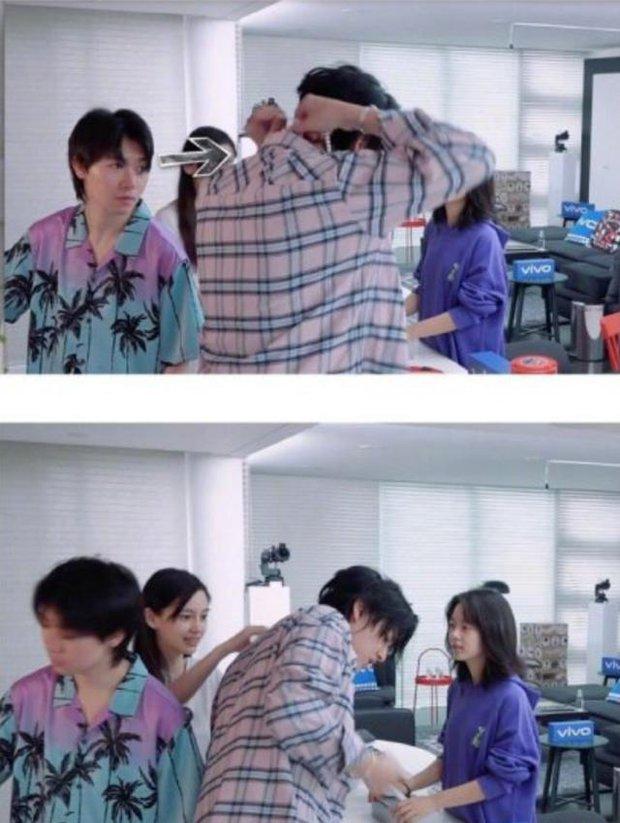 Netizen sởn gai ốc khi xem lại ánh nhìn như muốn nuốt trọn con gái nhà người ta của Ngô Diệc Phàm! - Ảnh 5.
