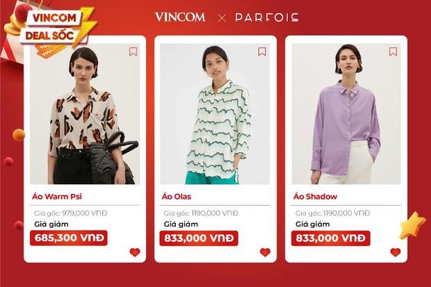 """Shopping online hàng hiệu chỉ từ 149k với Livestream Độc Quyền Vincom """"hot"""" bỏng tay! - Ảnh 5."""