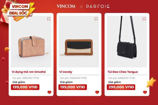 """Shopping online hàng hiệu chỉ từ 149k với Livestream Độc Quyền Vincom """"hot"""" bỏng tay! - Ảnh 6."""