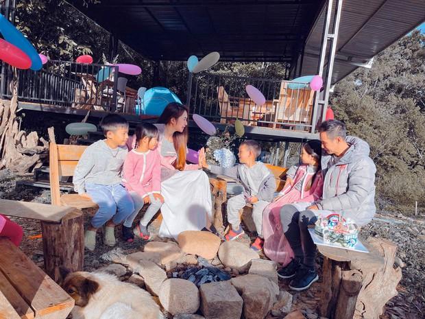 Ngoài biệt thự đắt đỏ ở Sài Gòn, Lý Hải - Minh Hà còn sở hữu nông trại thơ mộng ở Đà Lạt - Ảnh 9.
