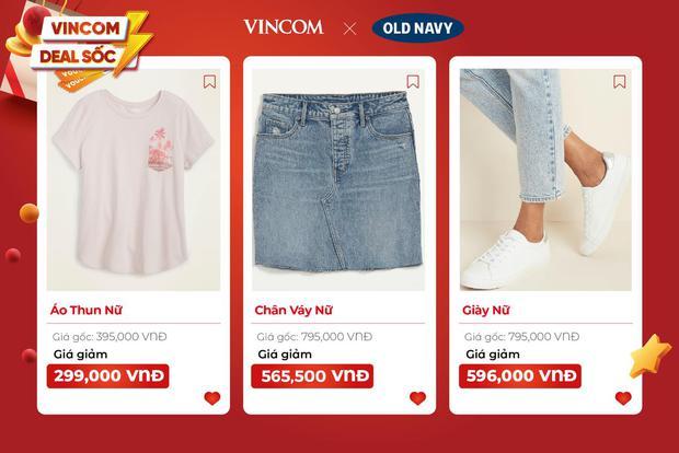 """Shopping online hàng hiệu chỉ từ 149k với Livestream Độc Quyền Vincom """"hot"""" bỏng tay! - Ảnh 8."""