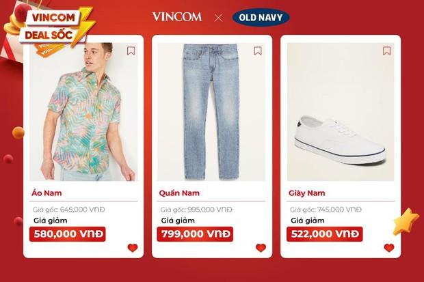 """Shopping online hàng hiệu chỉ từ 149k với Livestream Độc Quyền Vincom """"hot"""" bỏng tay! - Ảnh 9."""
