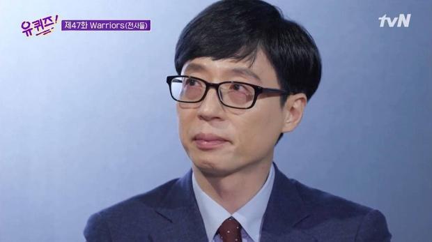 Nóng: MC Quốc dân Yoo Jae Suk tiếp xúc F0, phải dừng mọi hoạt động và tự cách ly 14 ngày! - Ảnh 1.