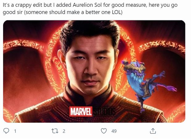 Nam diễn viên đóng vai siêu anh hùng võ thuật Shang-Chi hóa ra cũng là fan cứng của Liên Minh Huyền Thoại - Ảnh 4.