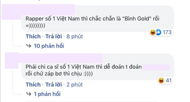 Câu hỏi lớn nhất lúc này: Ai là rapper số 1 Việt Nam? - Ảnh 7.