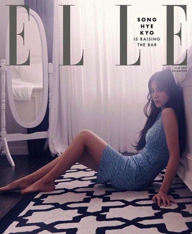 Cuộc đại tu body của Song Hye Kyo: Xưa chân thô ngắn 1 mẩu dìm sạch dáng, nay lột xác ngoạn mục đến mức được khen là tỷ lệ vàng - Ảnh 15.