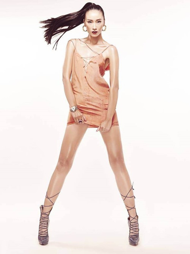 Một nàng Quán quân từng khiến Nathan Lee hết hồn khi đi thi người mẫu để nuôi mộng làm... ca sĩ - Ảnh 4.