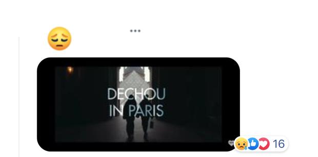 Châu Bùi bỗng nhớ kỷ niệm ở Paris và ổ khoá tình yêu, dân tình gọi tên Decao giữa ồn ào bồ cũ rapper số 1 lộ ảnh nóng - Ảnh 4.