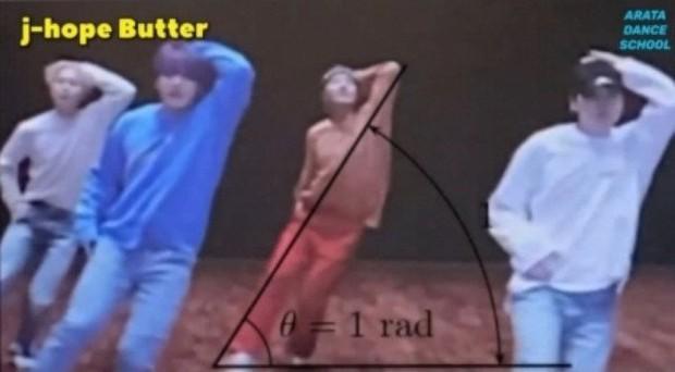 j-hope (BTS) đích thị là ông tổ của thước kẻ, nhìn cách anh chàng nhảy là biết! - Ảnh 7.
