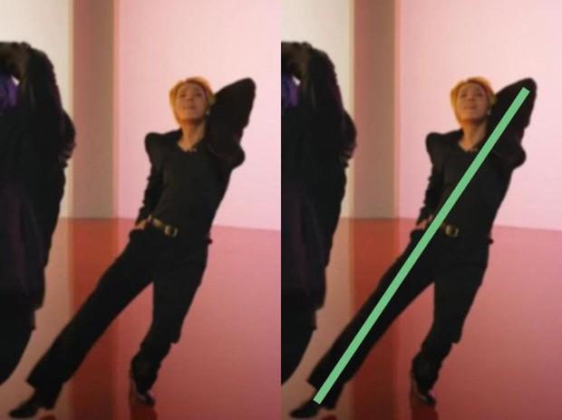 j-hope (BTS) đích thị là ông tổ của thước kẻ, nhìn cách anh chàng nhảy là biết! - Ảnh 5.