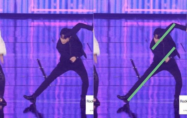 j-hope (BTS) đích thị là ông tổ của thước kẻ, nhìn cách anh chàng nhảy là biết! - Ảnh 6.