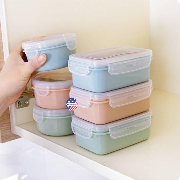 Tuyển tập hộp đựng thực phẩm tiện - đẹp - rẻ chị em nội trợ sẽ muốn mua theo lố để dùng dần  - Ảnh 5.