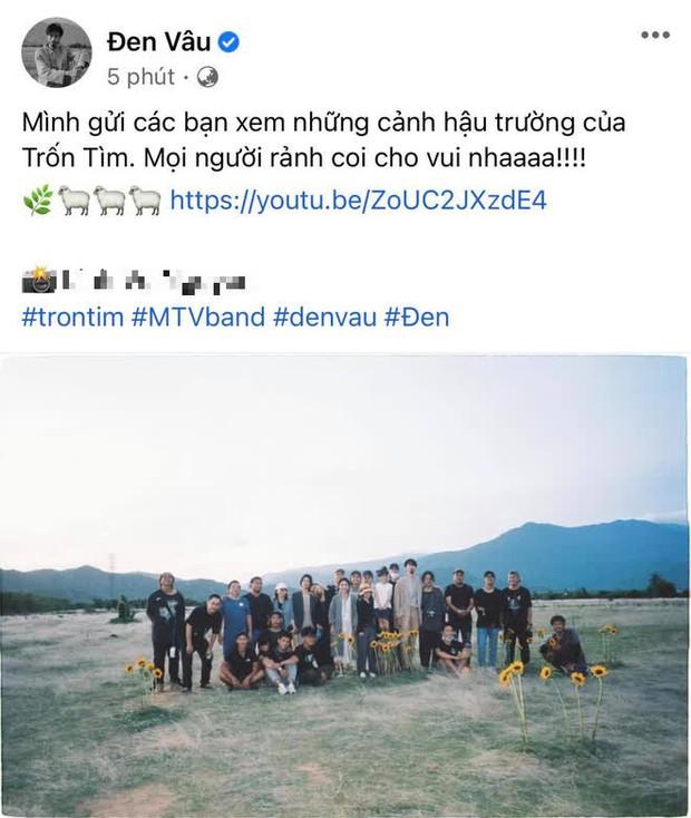 """Cuối cùng Đen Vâu cũng đã có động thái mới giữa lúc bị gọi tên vào lùm xùm bồ cũ của """"rapper số 1 Việt Nam"""" lộ ảnh """"nóng - Ảnh 3."""