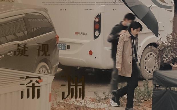 Anh nhỏ Trương Tân Thành lộ tạo hình gầy gò chuẩn thụ ở phim đam mỹ mới, fan không biết mừng hay lo nữa đây? - Ảnh 1.