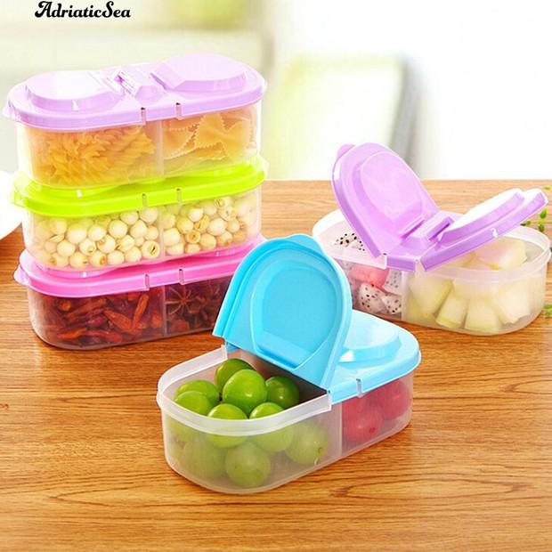 Tuyển tập hộp đựng thực phẩm tiện - đẹp - rẻ chị em nội trợ sẽ muốn mua theo lố để dùng dần  - Ảnh 7.