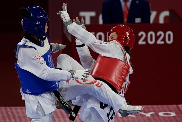 Olympic 2020 ngày 24/7: Các hot boy TDDC Việt Nam thi đấu nỗ lực dù bị thương - Ảnh 12.