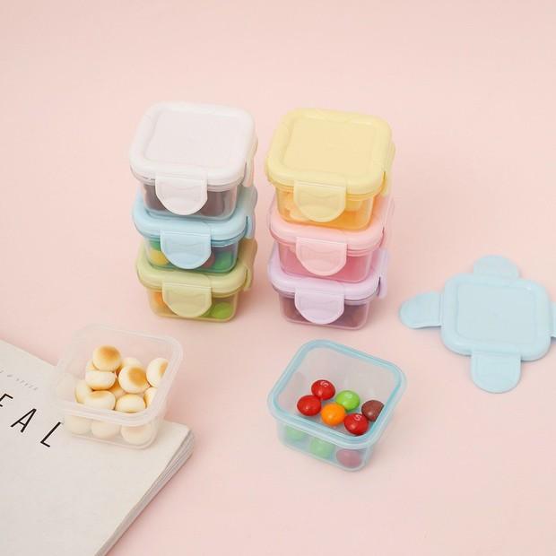Tuyển tập hộp đựng thực phẩm tiện - đẹp - rẻ chị em nội trợ sẽ muốn mua theo lố để dùng dần  - Ảnh 3.