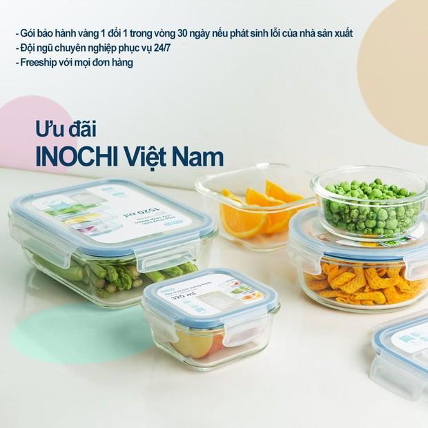 Tuyển tập hộp đựng thực phẩm tiện - đẹp - rẻ chị em nội trợ sẽ muốn mua theo lố để dùng dần  - Ảnh 11.