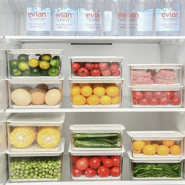 Tuyển tập hộp đựng thực phẩm tiện - đẹp - rẻ chị em nội trợ sẽ muốn mua theo lố để dùng dần  - Ảnh 13.