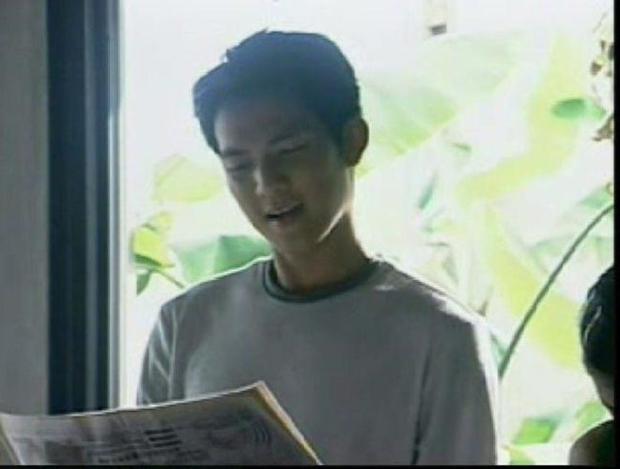 Góc hú hồn: Chung Hán Lương từng đóng Vườn Sao Băng, còn đẹp rụng rời không thua gì hội nam thần F4? - Ảnh 4.