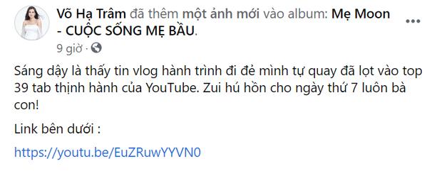 Vbiz có một nữ ca sĩ ra MV chẳng ai chú ý, làm vlog hành trình đi đẻ thì lại bất ngờ lọt top trending - Ảnh 4.