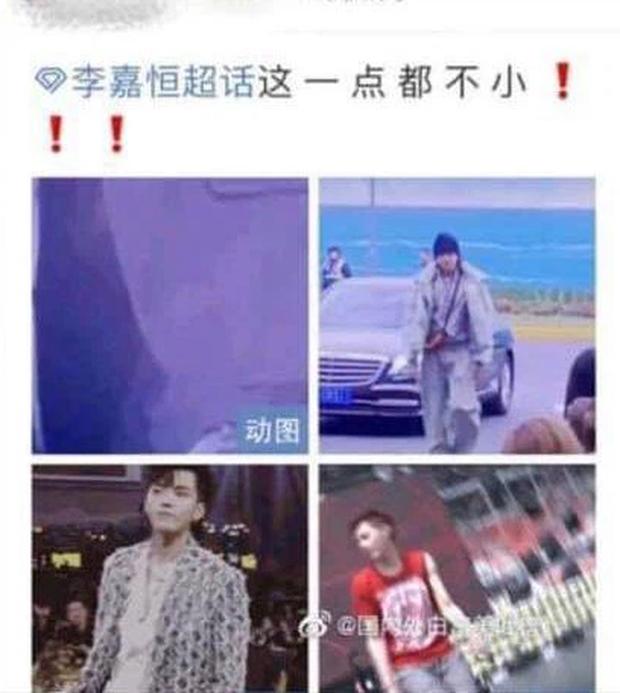Fan Ngô Diệc Phàm trộm phần nhạy cảm của Kai (EXO) để chứng minh idol không bé như cây tăm, netizen chỉ trích gay gắt - Ảnh 1.