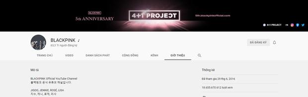 BLACKPINK vượt Maroon 5 để trở thành nhóm nhạc có kênh YouTube đạt nhiều lượt xem nhất, đến BTS vẫn còn phải chạy theo dài dài - Ảnh 1.