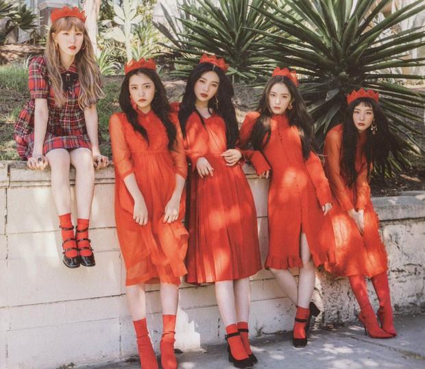Red Velvet vô tình spoil sạch sành sanh về màn comeback, nhưng sao vũ đạo lại giống TWICE và ITZY thế này? - Ảnh 3.