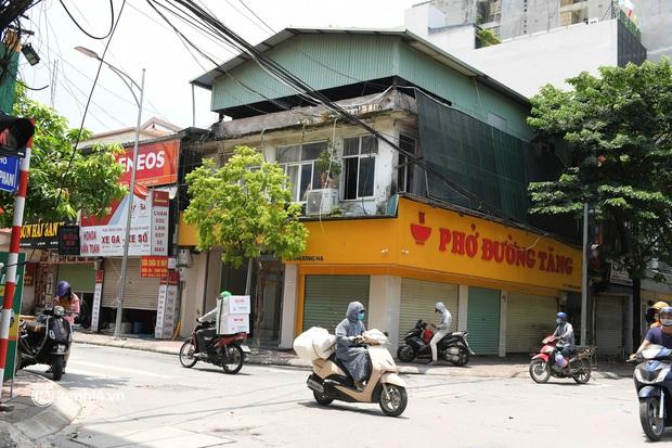Quán ăn Hà Nội đồng loạt đóng cửa sau chỉ thị 16: Chung tay chống dịch chứ càng bán càng lỗ - Ảnh 5.