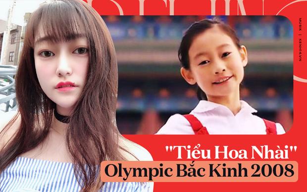 Thiên thần nhí góp mặt trong MV Olympic Bắc Kinh 2008: 5 tuổi rưỡi đã gây chấn động quốc tế, sau 13 năm giờ ra sao? - Ảnh 1.