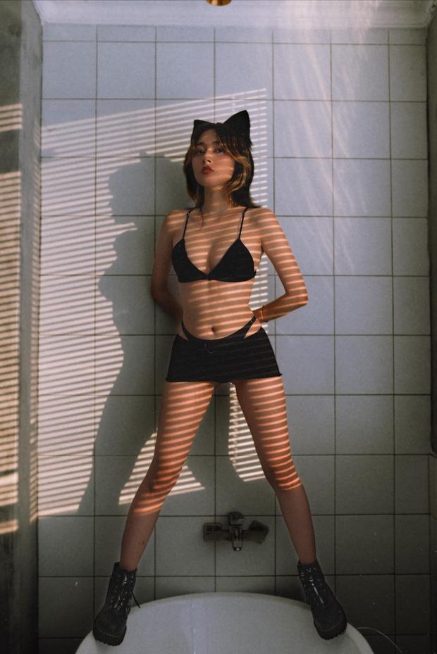 Ngắm nhan sắc nữ trọng tài sexy của VCS, body cực chuẩn với những đường cong khét lẹt - Ảnh 4.