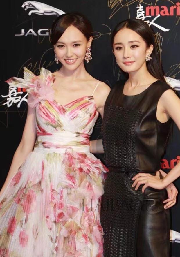 Dương Mịch - nữ thần hạng A không có nổi 1 người bạn thân trong làng giải trí: Đường Yên ngó lơ, Lưu Diệc Phi phớt lờ - Ảnh 3.