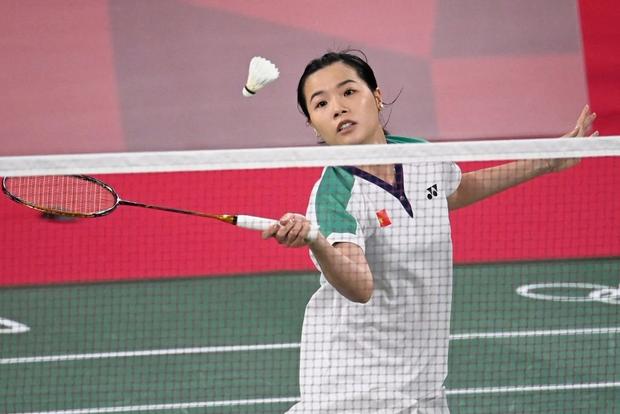 Nhan sắc đời thường của hot girl cầu lông Việt vừa đánh bại tay vợt Pháp tại Olympic 2020 - Ảnh 1.