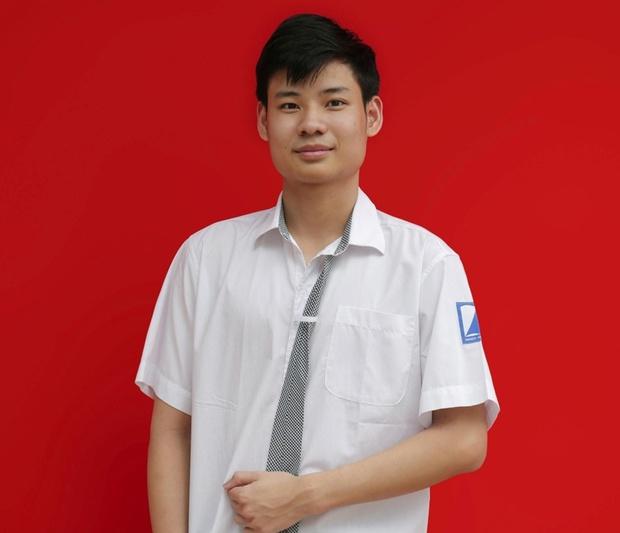 Nam sinh Việt Nam duy nhất giành huy chương Vàng kỳ thi Toán quốc tế 2021, có cái tên vận vào người, thi đâu đỗ đó - Ảnh 1.