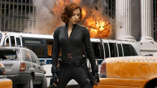 Ngôi sao Black Widow hóa ra từng hụt vai 11 năm trước, giờ trở thành huyền thoại chỉ vì quyết định bí ẩn của người được chọn - Ảnh 1.