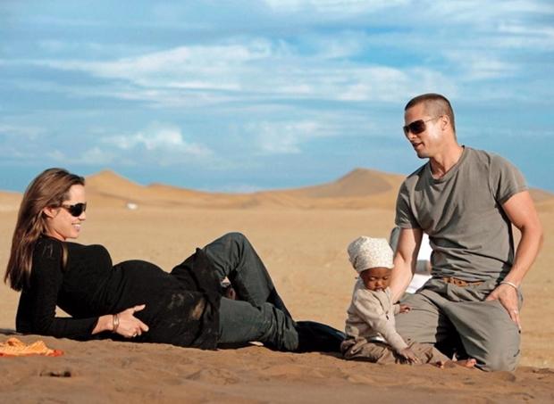 Bóc trần bí mật của Brad Pitt - Angelina Jolie: Dàn xếp paparazzi giả vờ chụp lén để tẩy trắng sau khi cắm sừng vợ cũ Jennifer - Ảnh 3.