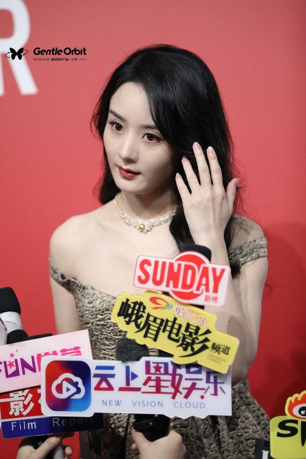 Sự kiện hot nhất hôm nay: Triệu Lệ Dĩnh lộng lẫy như nữ thần, lu mờ cả mỹ nhân Bắc Kinh Cảnh Điềm cùng dàn sao quyền lực - Ảnh 5.