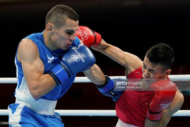 VĐV boxing Việt Nam san bằng kỷ lục tồn tại 33 năm ở Olympic - Ảnh 1.
