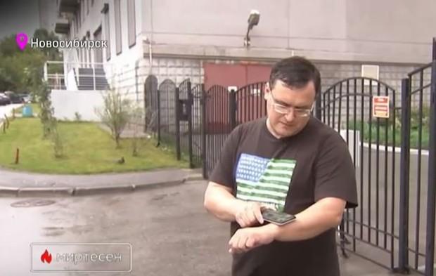 Gặp Doctor Chip của Nga, người có cánh tay cấy hàng loạt chip thẻ ngân hàng, thẻ công việc, thông tin cá nhân - Ảnh 4.