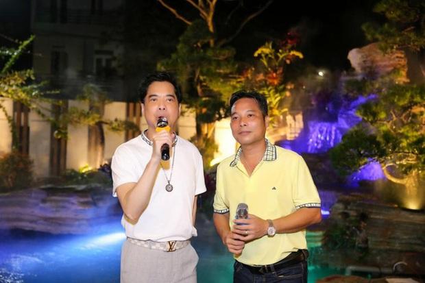 Em trai danh ca Ngọc Sơn: Là ca sĩ đình đám nhưng bỏ hát làm kinh doanh, thành tỷ phú, sở hữu cơ ngơi đồ sộ - Ảnh 6.