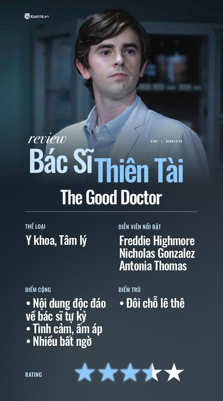 Xem The Good Doctor để được bác sĩ tự kỷ chữa lành, để hiểu vì sao đây là phim y khoa hot nhất hiện tại - Ảnh 12.
