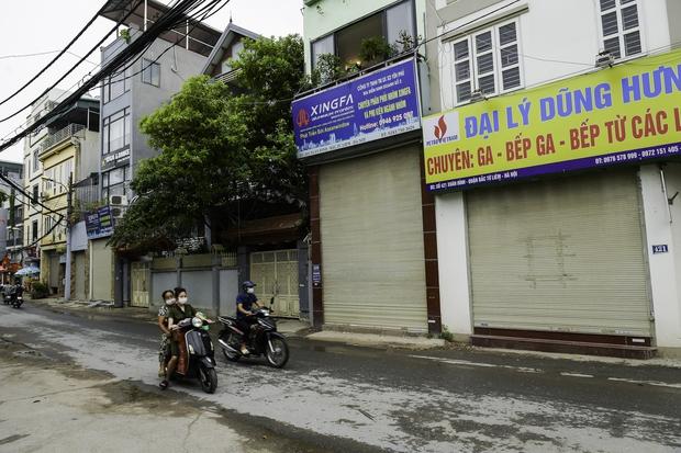 Quán ăn Hà Nội đồng loạt đóng cửa sau chỉ thị 16: Chung tay chống dịch chứ càng bán càng lỗ - Ảnh 12.