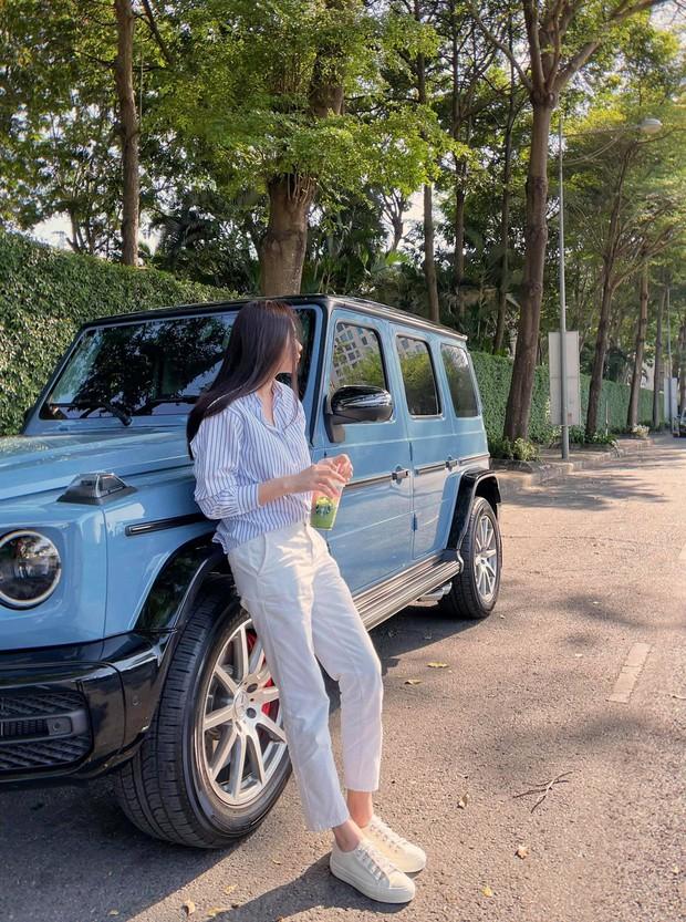 Cường Đô La có 1 chiếc garage siêu xế cực khủng cả chục tỷ, ai ngờ giờ biến thành khu... mua vui cho ái nữ Suchin - Ảnh 8.