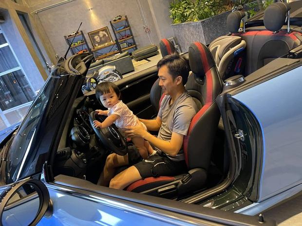 Cường Đô La có 1 chiếc garage siêu xế cực khủng cả chục tỷ, ai ngờ giờ biến thành khu... mua vui cho ái nữ Suchin - Ảnh 10.